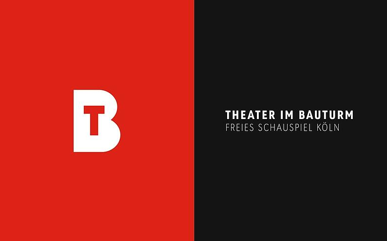 Logodesign Theater im Bauturm Köln