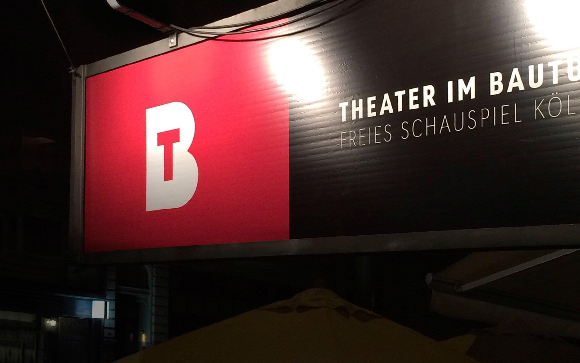 Theater im Bauturm - Beispiele für gutes Branding