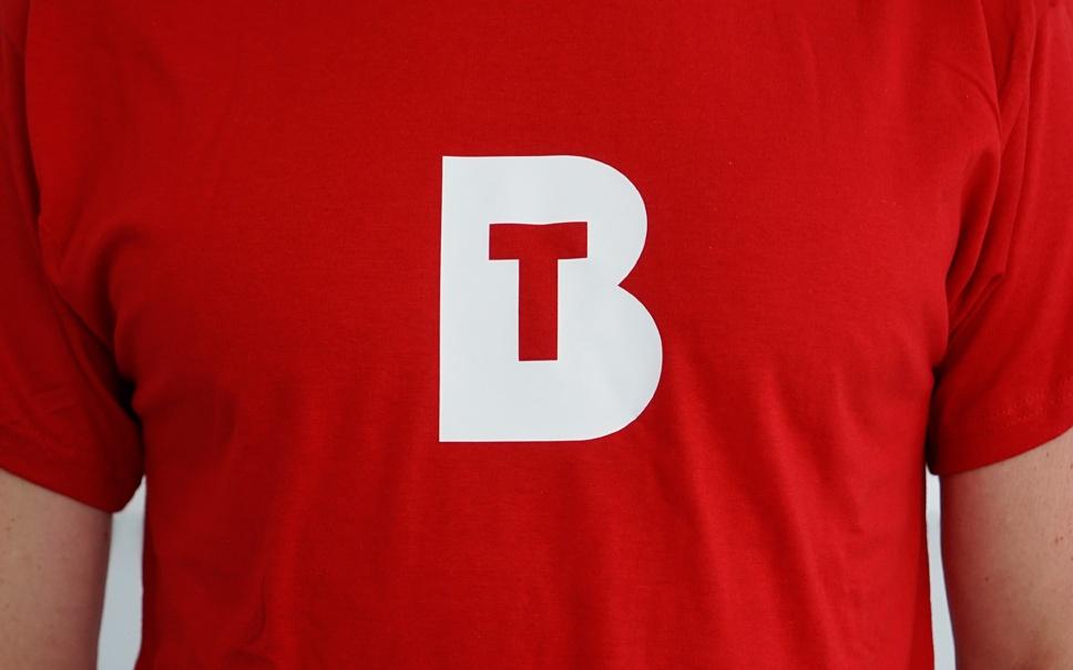 Theater im Bauturm T-Shirt - Beispiele für gutes Branding