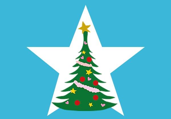 Unbranded Nations Weihnachtsbaum