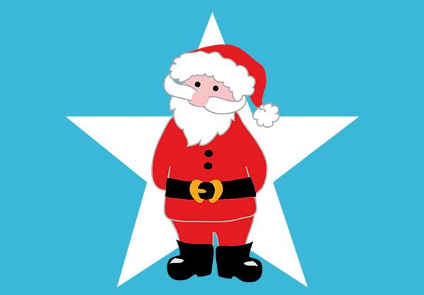 Unbranded Nations Weihnachtsmann
