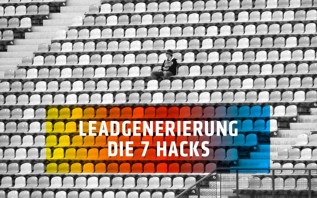 7 Maßnahmen zur Leadgenerierung über die Website