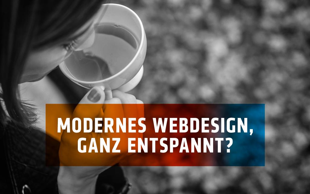 Die Trends für modernes Webdesign