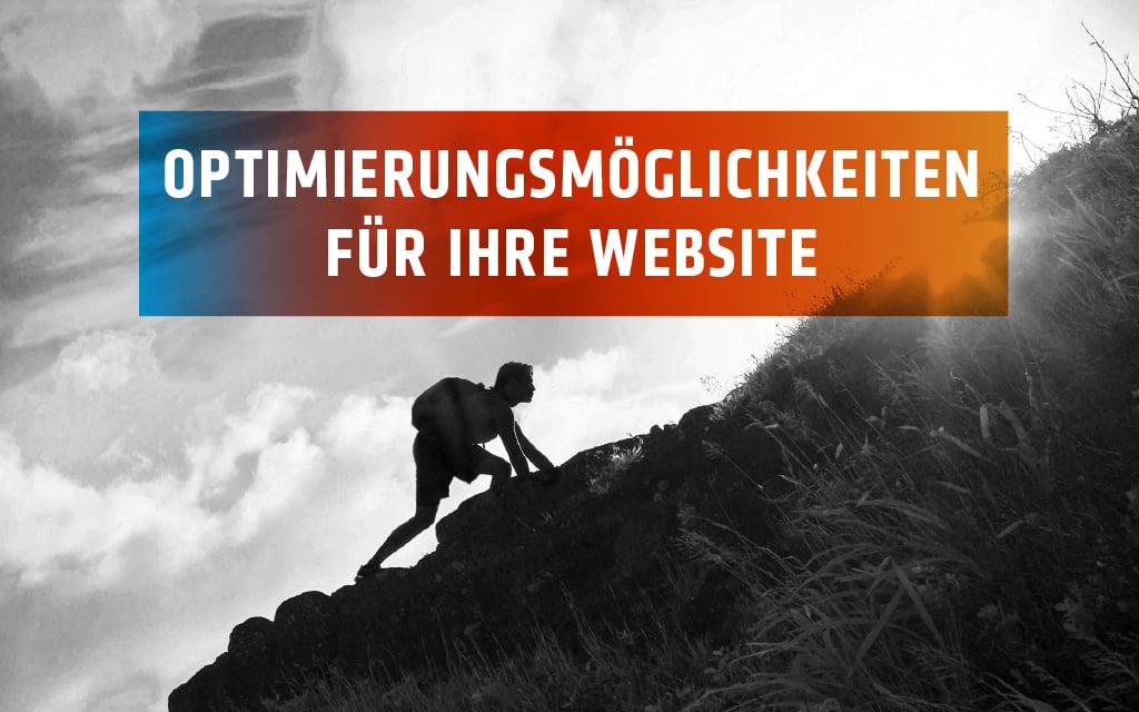 Erfolgreiche Website Optimierung